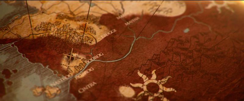 Обзор игры Кровная вражда: Ведьмак. Истории — Ода воинственной Мэве (скриншот №14)
