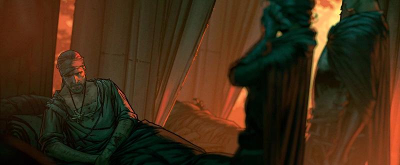 Обзор игры Кровная вражда: Ведьмак. Истории — Ода воинственной Мэве (скриншот №15)