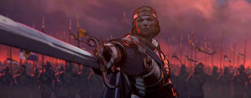 Обзор игры Кровная вражда: Ведьмак. Истории — Ода воинственной Мэве (скриншот №3)
