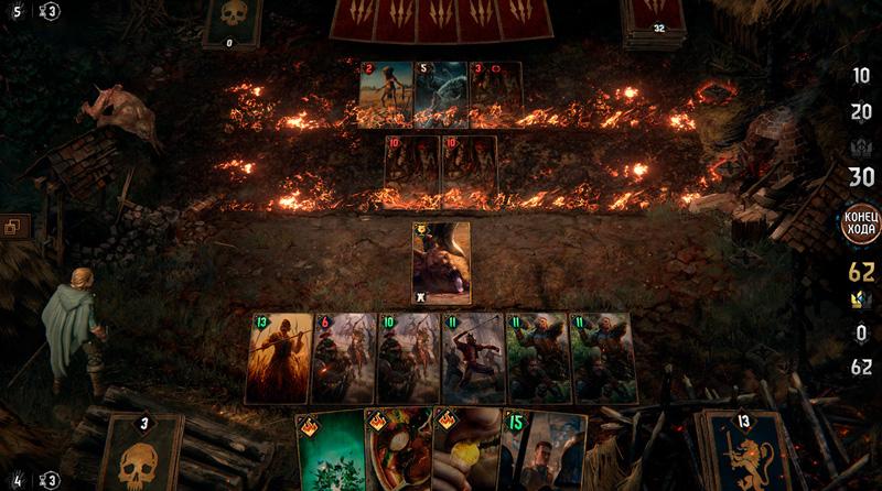 Обзор игры Кровная вражда: Ведьмак. Истории — Ода воинственной Мэве (скриншот №9)
