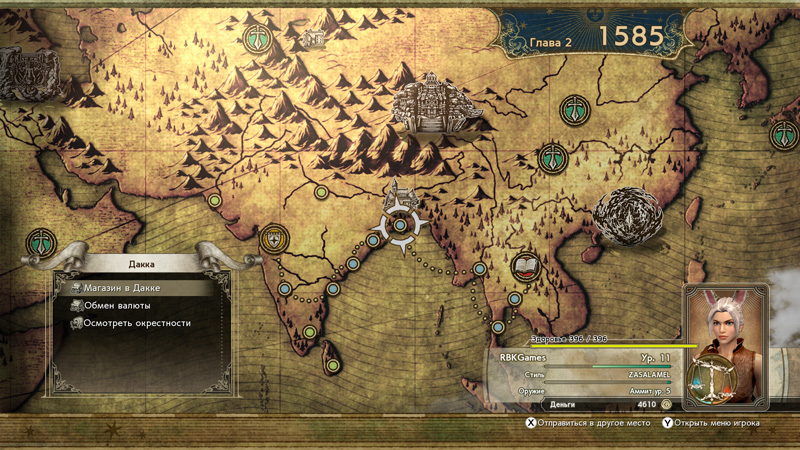 Обзор SoulCalibur 6 — скриншот №13