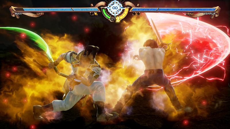 Обзор SoulCalibur 6 — скриншот №7