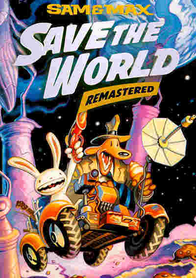 Sam and Max Save the World Remastered