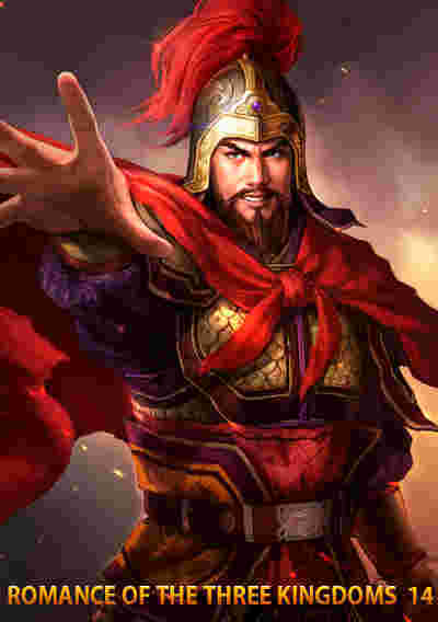 Romance of the Three Kingdoms 14