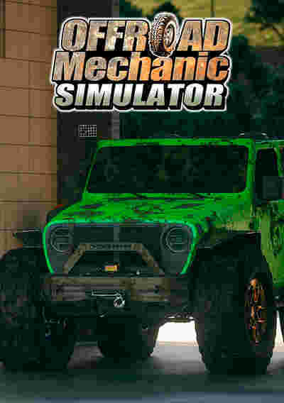 Offroad Mechanic Simulator