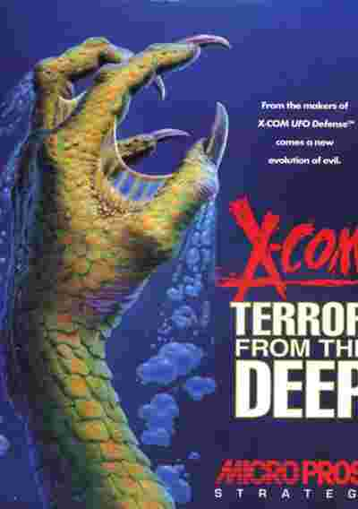 X-COM: Terror From The Deep