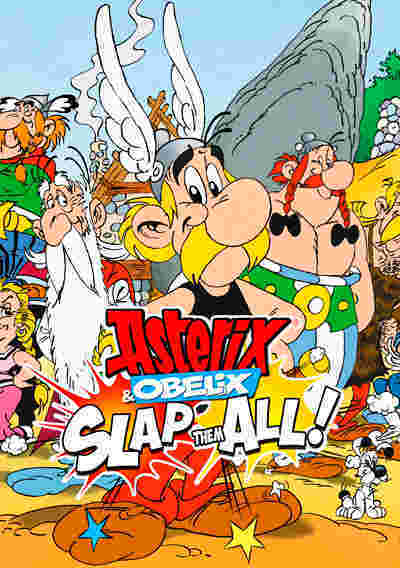 Asterix and Obelix: Slap them All!