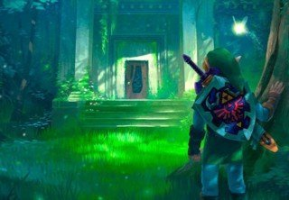 The Legend of Zelda: Ocarina of Time перенесли в Minecraft