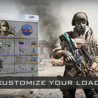 Скриншот Call of Duty: Mobile