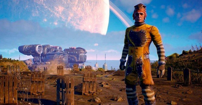 Продажи The Outer Worlds превысили ожидания Take-Two Interactive