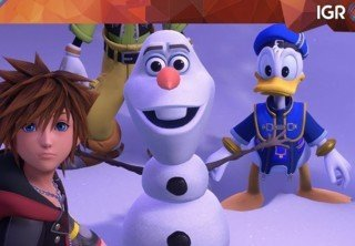Kingdom Hearts III на ИгроМире 2018
