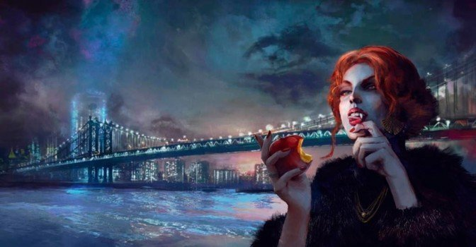 Vampire: The Masquerade - Coteries of New York вышла в Steam