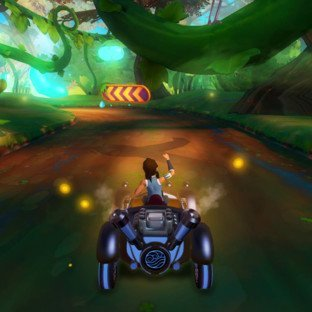Скриншот Nickelodeon Kart Racers 2: Grand Prix