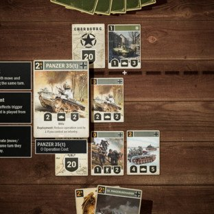 Скриншот KARDS - The WWII Card Game