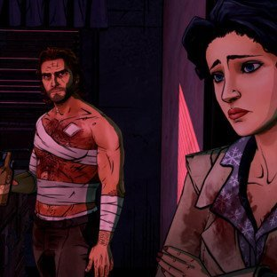 Скриншот The Wolf Among Us