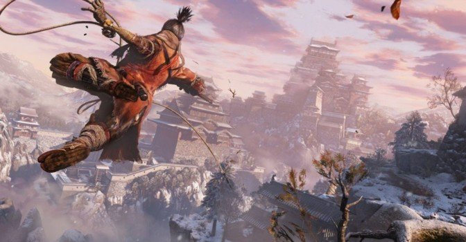 По Sekiro: Shadows Die Twice выпустят мангу