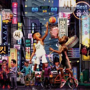 Скриншот NBA 2K Playgrounds 2