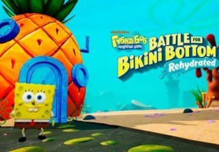 Обзор SpongeBob SquarePants: Battle for Bikini Bottom Rehydrated