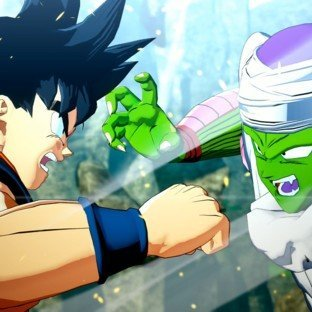 Скриншот Dragon Ball Game - Project Z