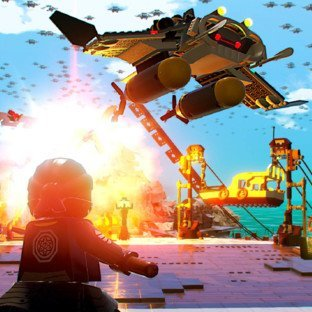 Скриншот The Lego Ninjago Movie Video Game