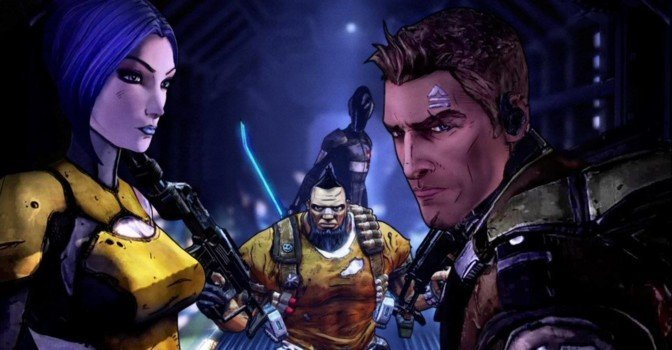 В EGS можно забрать Borderlands: The Handsome Collection