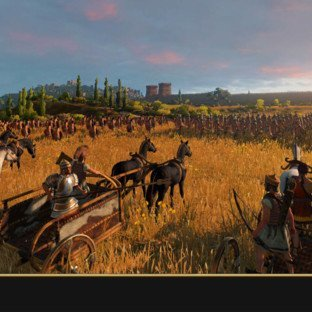 Скриншот A Total War Saga: Troy