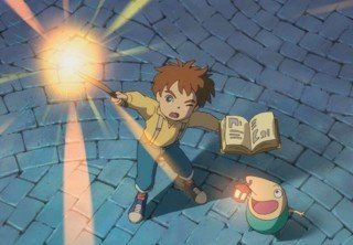 Ремастер Ni no Kuni: Wrath of the White Witch вышел в Steam