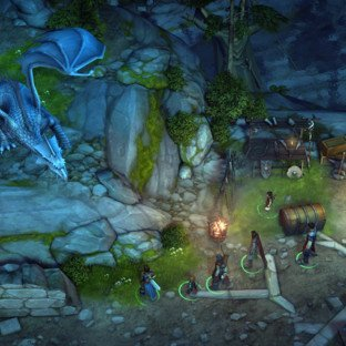 Скриншот Pathfinder: Kingmaker