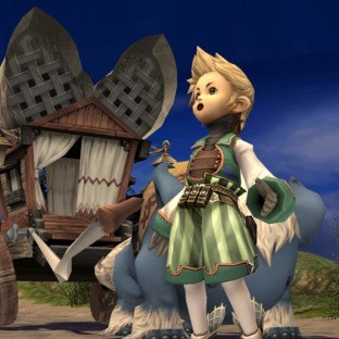 Скриншот Final Fantasy Crystal Chronicles Remastered Edition