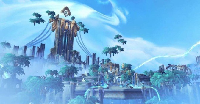 Предзаказ World of Warcraft: Shadowlands — все издания