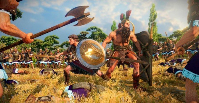 В январе выйдет DLC «Ajax and Diomedes» для Total War Saga: Troy