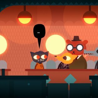 Скриншот Night in the Woods