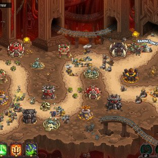 Скриншот Kingdom Rush Vengeance