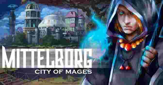 Обзор Mittelborg: City of Mages — Круги Сансары