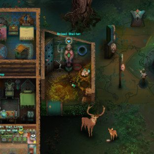 Скриншот Children of Morta