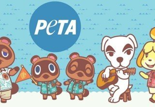 Гайд по Animal Crossing: New Horizons от PETA для веганов