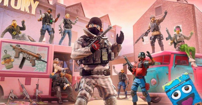 В Tom Clancy's Rainbow Six Siege началось событие «Sugar Fight»