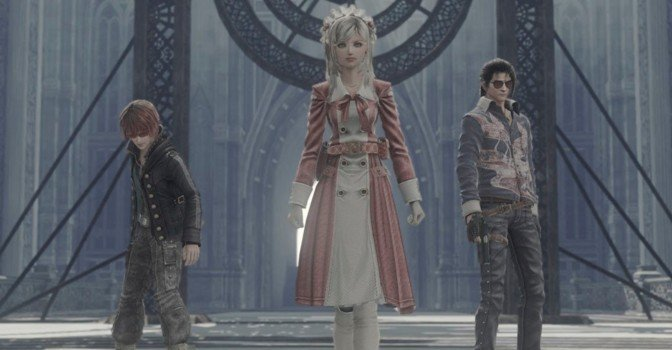 Resonance of Fate  получит DLC с HD-текстурами