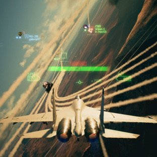 Скриншот Ace Combat 7: Skies Unknown