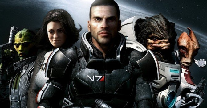 Mass Effect: Legendary Edition выйдет в марте