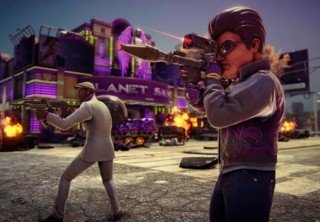 В мае выйдет ремастер Saints Row: The Third