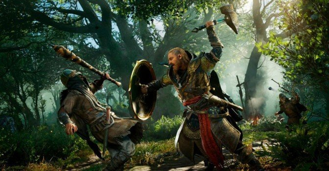 DLC «Гнев друидов» для Assassin's Creed Valhalla выйдет в мае