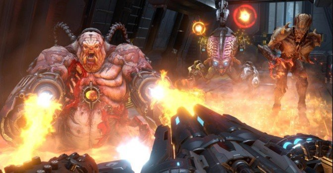 В декабре Doom Eternal появится в Xbox Game Pass для ПК