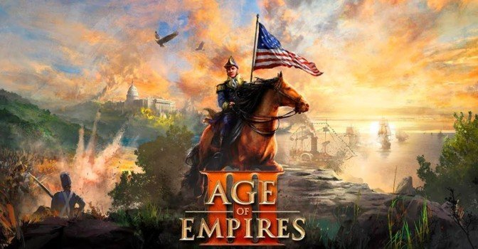 Сегодня в Age of Empires 3: Definitive Edition добавят США