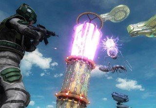 В Steam вышел шутер Earth Defense Force 5