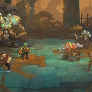 Скриншот Battle Chasers: Nightwar