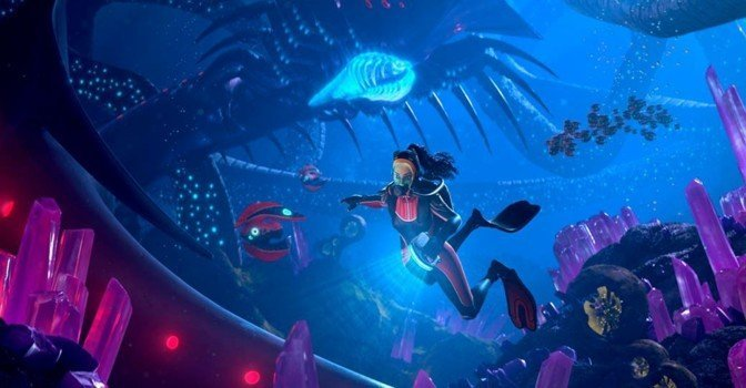 Состоялся полноценный релиз Subnautica: Below Zero