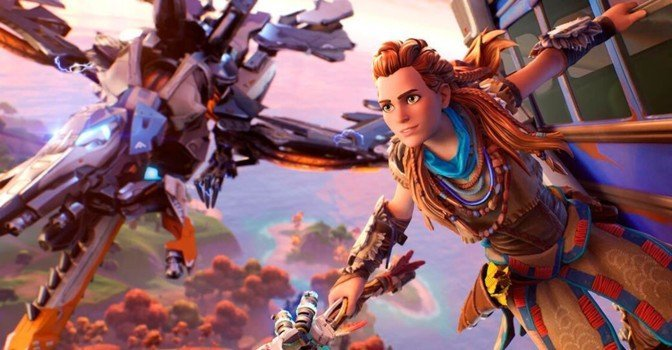 Элой из Horizon Zero Dawn заглянет в Fortnite