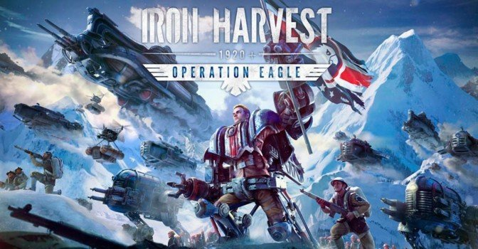 В конце мая выйдет DLC Operation Eagle для Iron Harvest