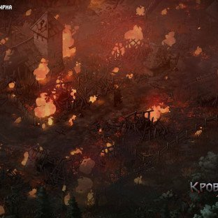 Скриншот Thronebreaker: The Witcher Tales